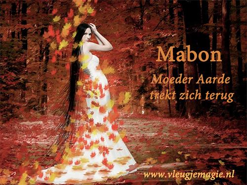 mabon, herfst