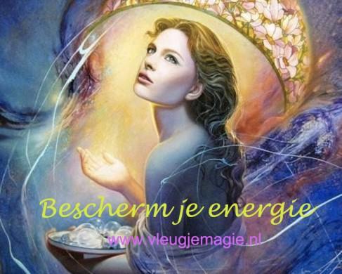 Bescherm je energie